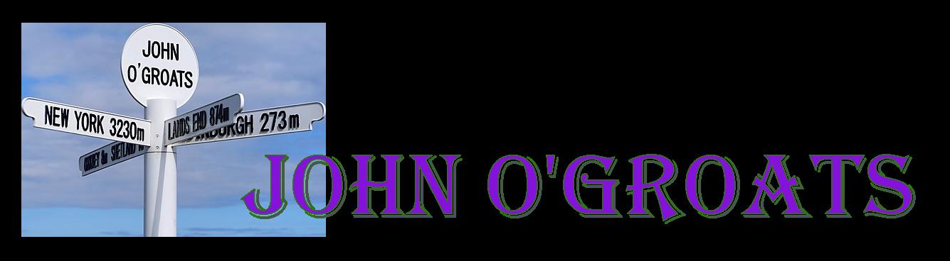 John O'Groats | End of the Road